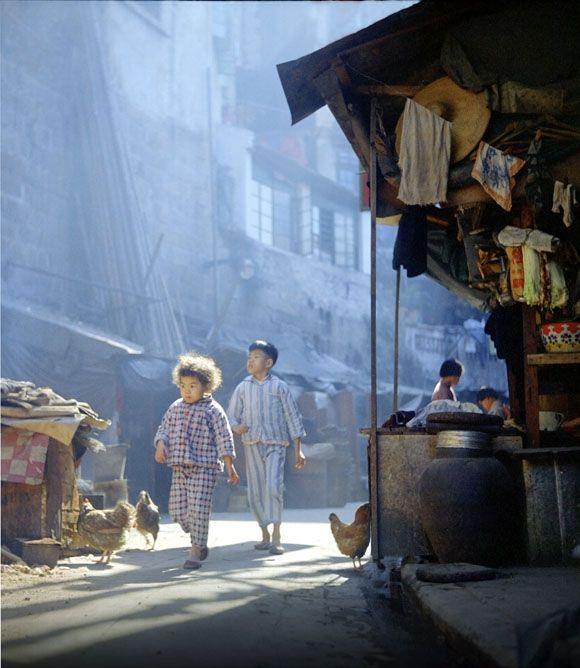 Fan Ho Photography of Hong Kong