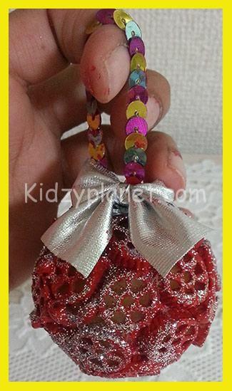 Easy Christmas Ornament Crafts for Kindergarten
