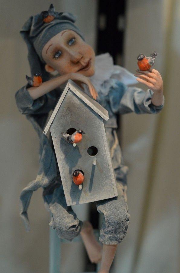 Kardenchiki - Dolls by Karina Burkatskaya & Denis Shmatov