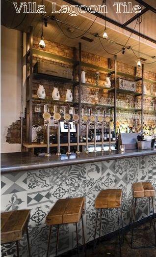42 best images about kitchen island bar wall ideas on pinterest folding stool reclaimed - Bar front design ideas ...