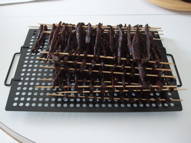 Teriyaki Jerky Recipe - Food.com