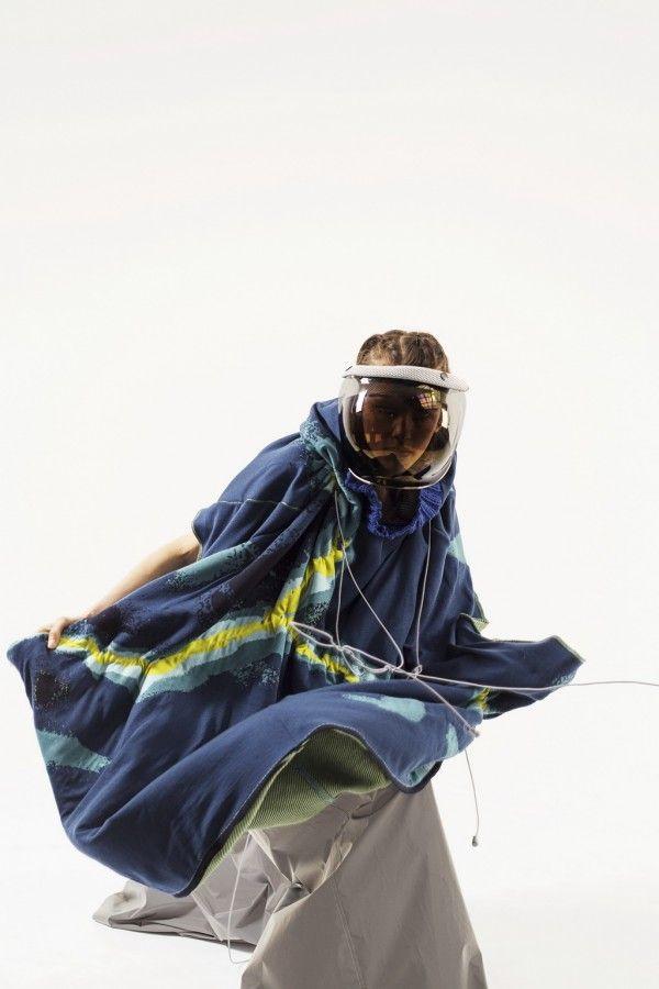 Charlotte GG Harris (CGGH) Knitwear Fall 2015 Collection (4)