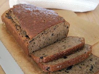 Olive-Rosemary Bread reprinted from The Gluten-Free Almond Flour ...