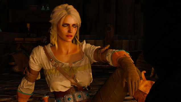 Most beautiful of all - Ciri, The Withcer 3