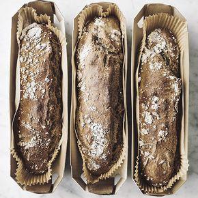 Hjemmelavede baguettes