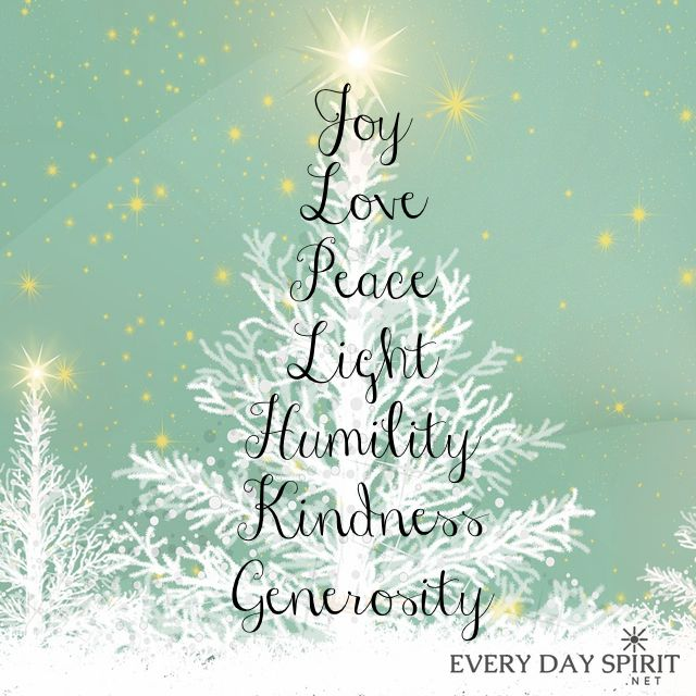 Be the holidays. xo Get the app of cute wallpapers at ~ www.everydayspirit.net #Christmas #holidays #peace