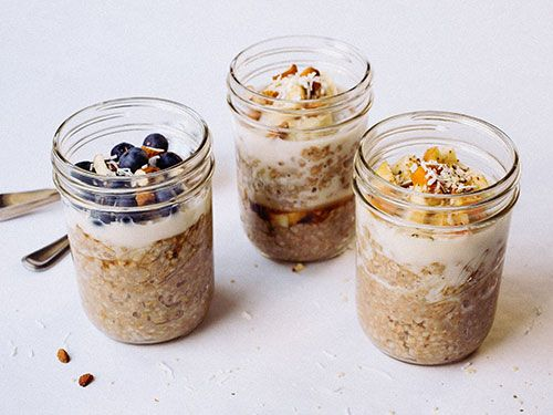 11 make-ahead breakfasts from @RedbookMag