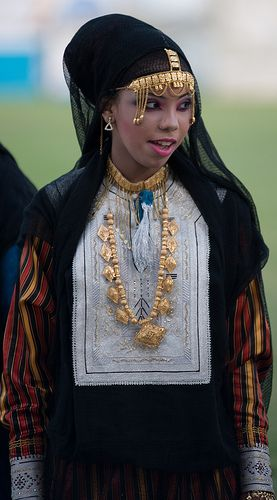 Omani Fashion.