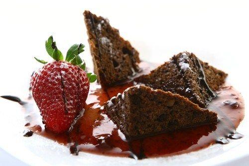Кексы «Шок-манже» с клубничным вареньем  #Рецепты #Еда #Вкусно #ням #вкусняшка #Выпечка #Десерт #сладости #кекс #cake #Рецепты_тут