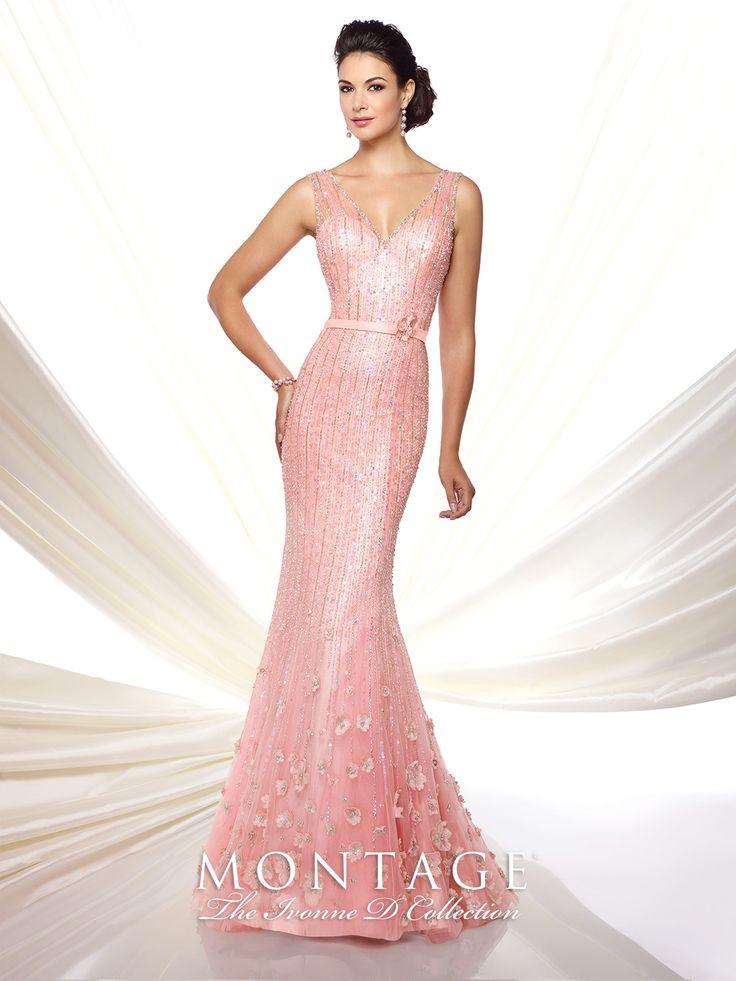 197 best Vestidos de noche images on Pinterest | Bridal gowns, Bride ...
