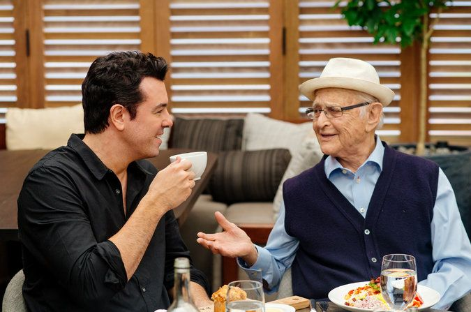 Norman Lear and Seth MacFarlane and Their TV Families - The New York Times