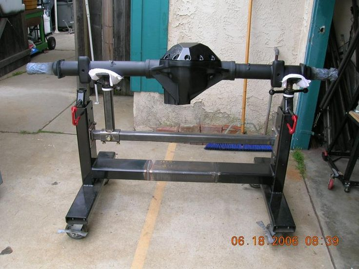 Garage Tool Table