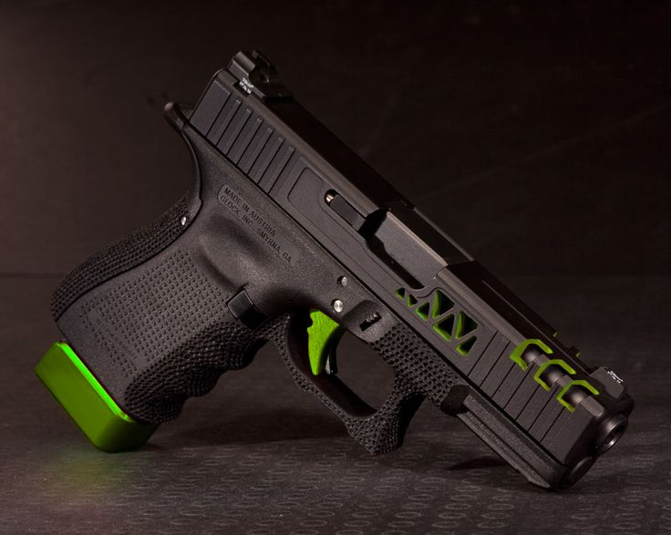 http://glockstore.com/pyramid Yes please!  I do wish it had a threaded barrel