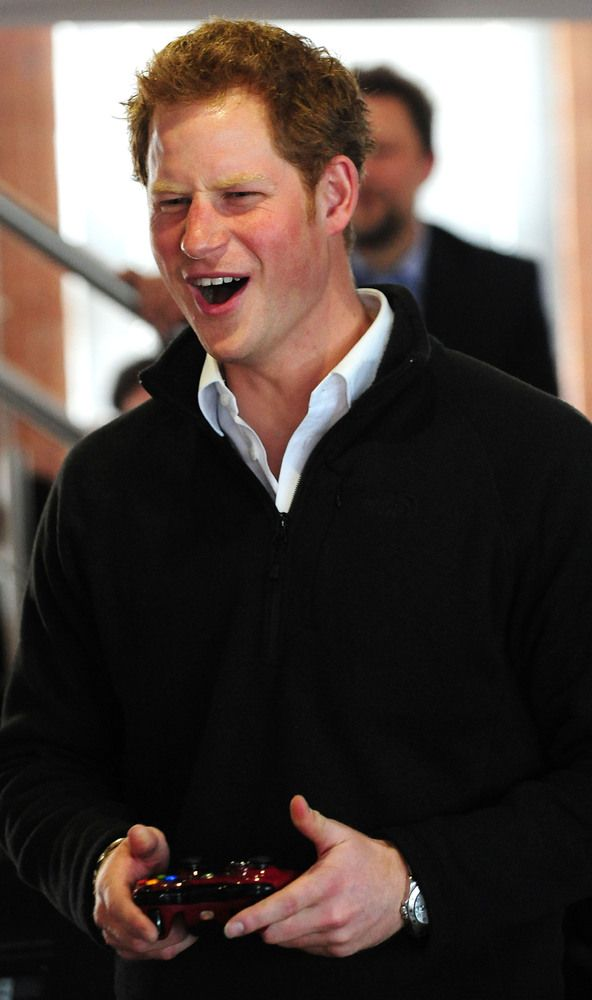 29 Funny Pictures Of Prince Harry To Celebrate His Birthday