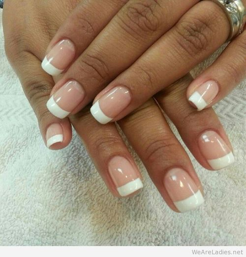 #French nails art designs photo ideas