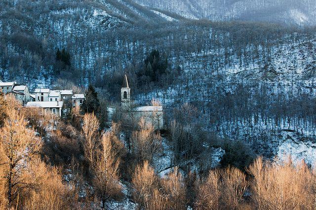 Curletti's Winter - Ferriere, Piacenza - Italy