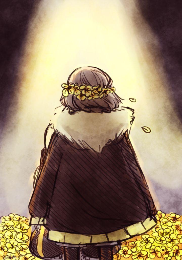 flowerfell sans part4| Tumblr