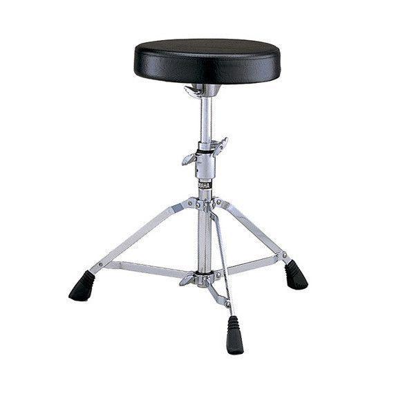 Yamaha Medium Weight Single-Braced Drum Throne w/ 2.5 Inch Foam