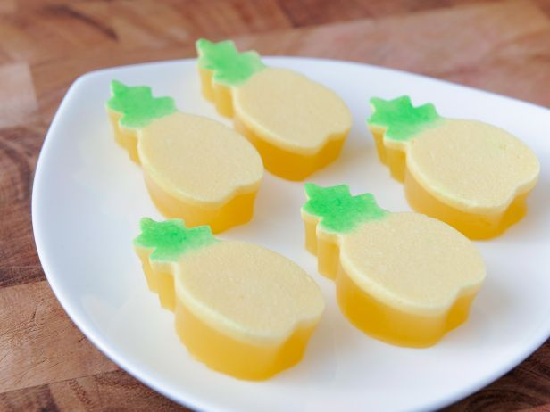 5 Cocktail-Inspired Gelatin Shots to Start Your Summer Party Read more at: http://www.foodnetwork.com/grilling/summer-parties/cocktail-inspired-gelatin-shots.html?oc=linkback