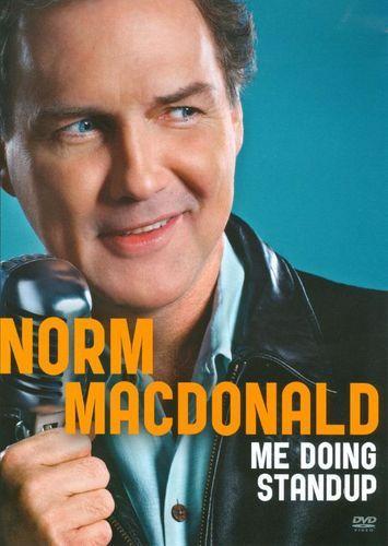 Norm MacDonald: Me Doing Stand-Up [DVD] [2011]