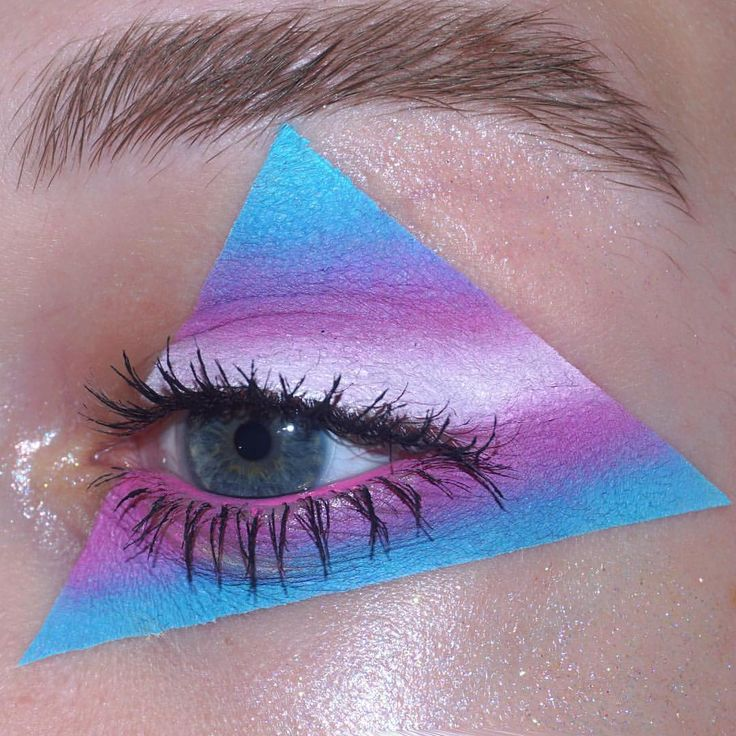 trans pride __ So happy to be able to share with you guys this trans pride flag inspired look the trans community means so much to me… Glam Makeup, Makeup Inspo, Eyeshadow Makeup, Makeup Inspiration, Crazy Makeup, Glitter Makeup, Makeup Eyes, Beauty Makeup, Beauty Tips