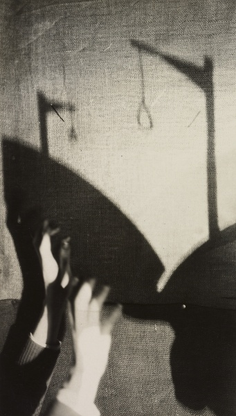 Hands and Noose, 1928 Germaine Krull (Polish, 1897-1985)