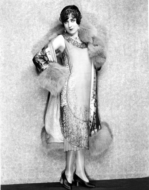 The Flapper: women free from all of the restrains of the past - they smoked, drank, danced, and played up their sexuality