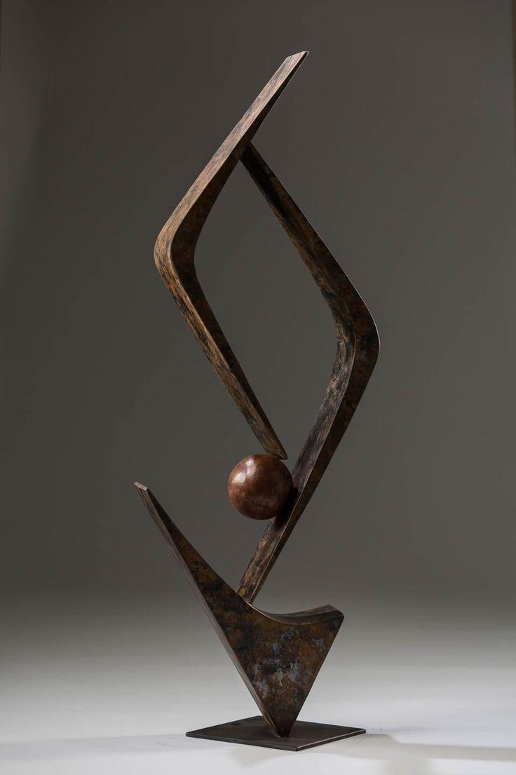 Best images about metal sculptures on pinterest