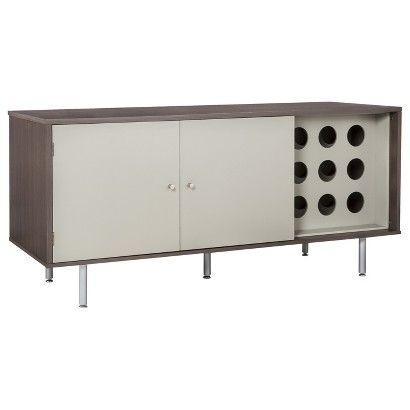 Too by blu dot cuv e wine cabinet sideboard cadenza for Blu dot media console