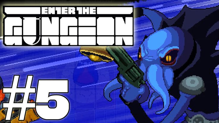 Mine Flayer is a pain with those bells in my Enter The Gungeon Gameplay #5 video.  https://youtu.be/ydyPQBqubOU