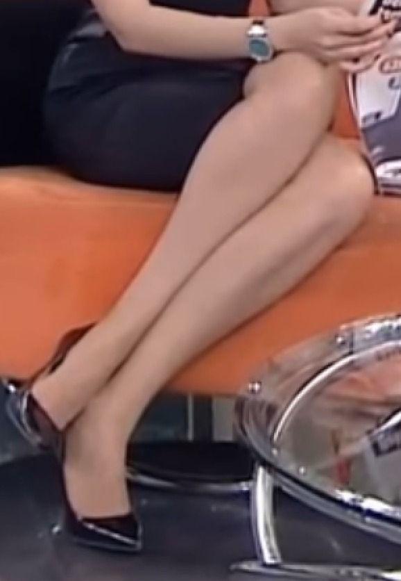 Ceren Bektas Parallel Legs