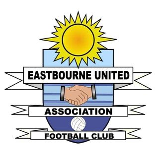 Eastbourne United Association Football Club is a football club based in Eastbourne, England. They were formed in 2003 after a merger between Eastbourne United and Shinewater Association. In 2009 they were the Sussex County League champions for the first time in 53 years, 18 years after leaving the Isthmian League. They are currently members of the Southern Combination Premier Division.