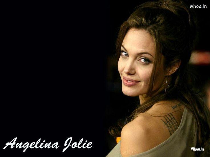 angelina jolie wanted back tattoo wwwpixsharkcom