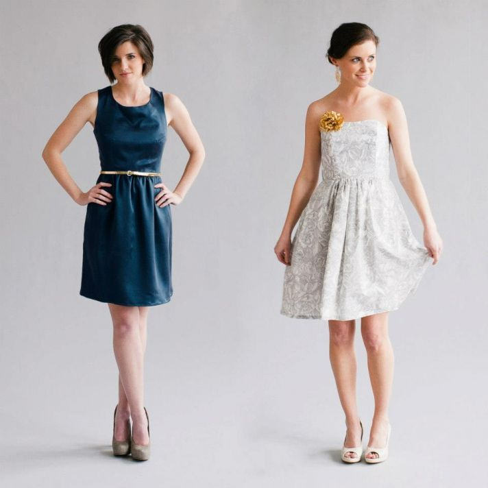 Whitney Deal Wedding and Bridesmaid Dresses | OneWed