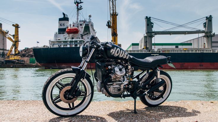 Honda cx500c