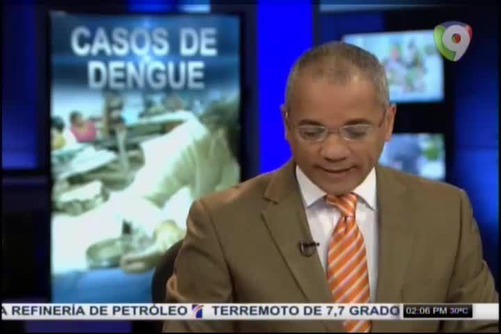 Hospitales Abarrotados Con Pacientes Con Síntomas De Dengue #Video