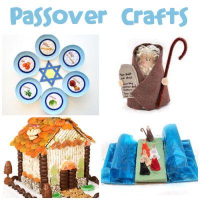 Passover Crafts @funfamilycrafts