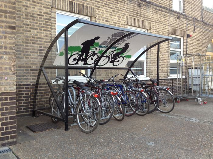 28 Best Bike Enclosures Images On Pinterest Bicycle