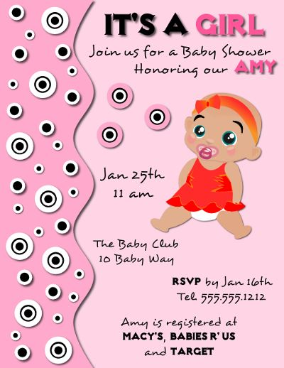71 best Free Flyer Templates FlyerTutor images on Pinterest - baby shower agenda template