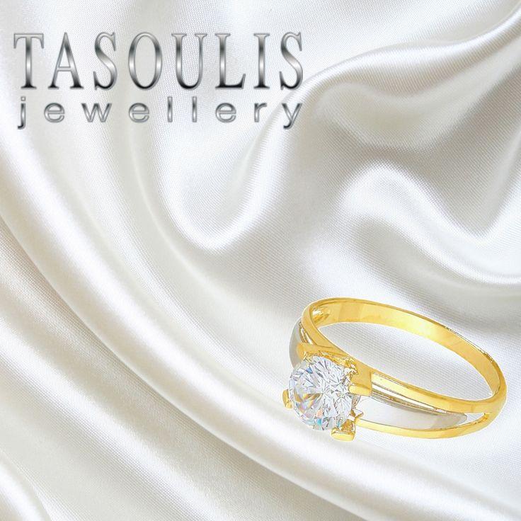 Μία μοναδική συλλογή με χρυσά μονόπετρα 14Κ από το επώνυμο και ποιοτικό προϊόν SWAROVSKI. Υπέροχα χρώματα στα κρύσταλλα καθώς και μίνιμαλ σχεδιασμοί, για να επιλέξετε το ομορφότερο δώρο για την πιο αξέχαστη στιγμη της ζωής της. #tasoulis_jewellery #jewellery #Μονόπετρο #Engangement #Swarovski #gold #14kt #wedding #Δαχτυλίδι #Χρυσό