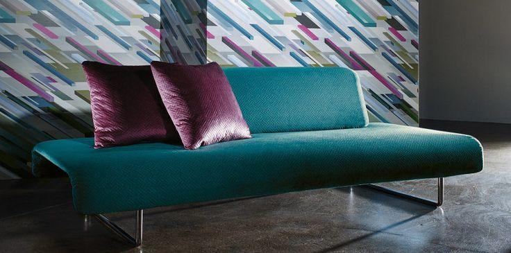 A fantastic set of cushion of wine color.