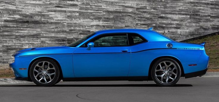 2017 Dodge Challenger Review