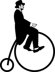 penny farthing drawings - Google Search