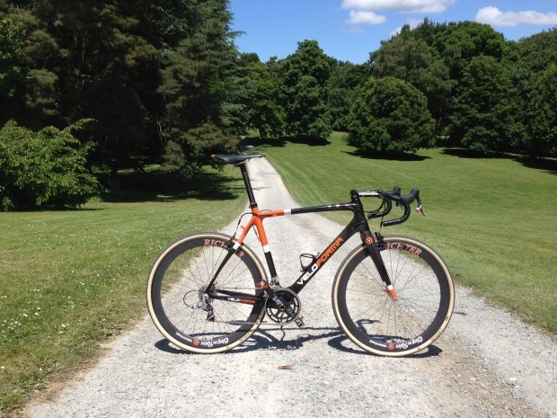 Velominati and Veloforma : The Northwestern love of the road less travelled makes for a perfect match.