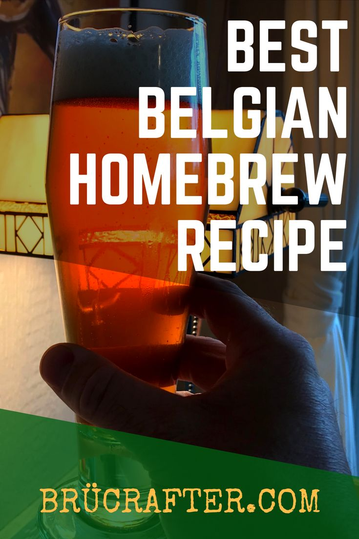 Best Belgian Beer Recipe B Cup Belgian Blonde