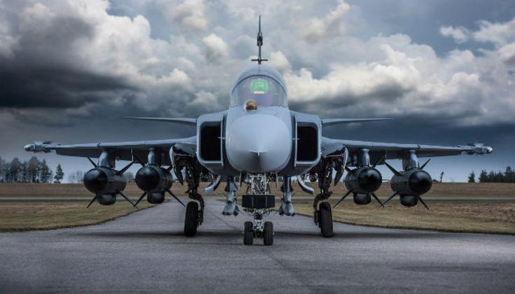 Modernebb hajó elleni rakétákkal fegyverzik fel a Gripen E-t - JETfly