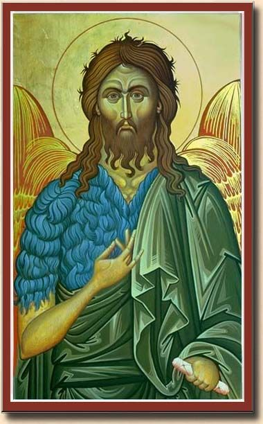 saint john the baptist essay St john the baptist: called by the father, filled with the spirit, proclaiming the son on the readings for sunday, june 24, 2018, the solemnity of the nativity of saint john the baptist june 23.