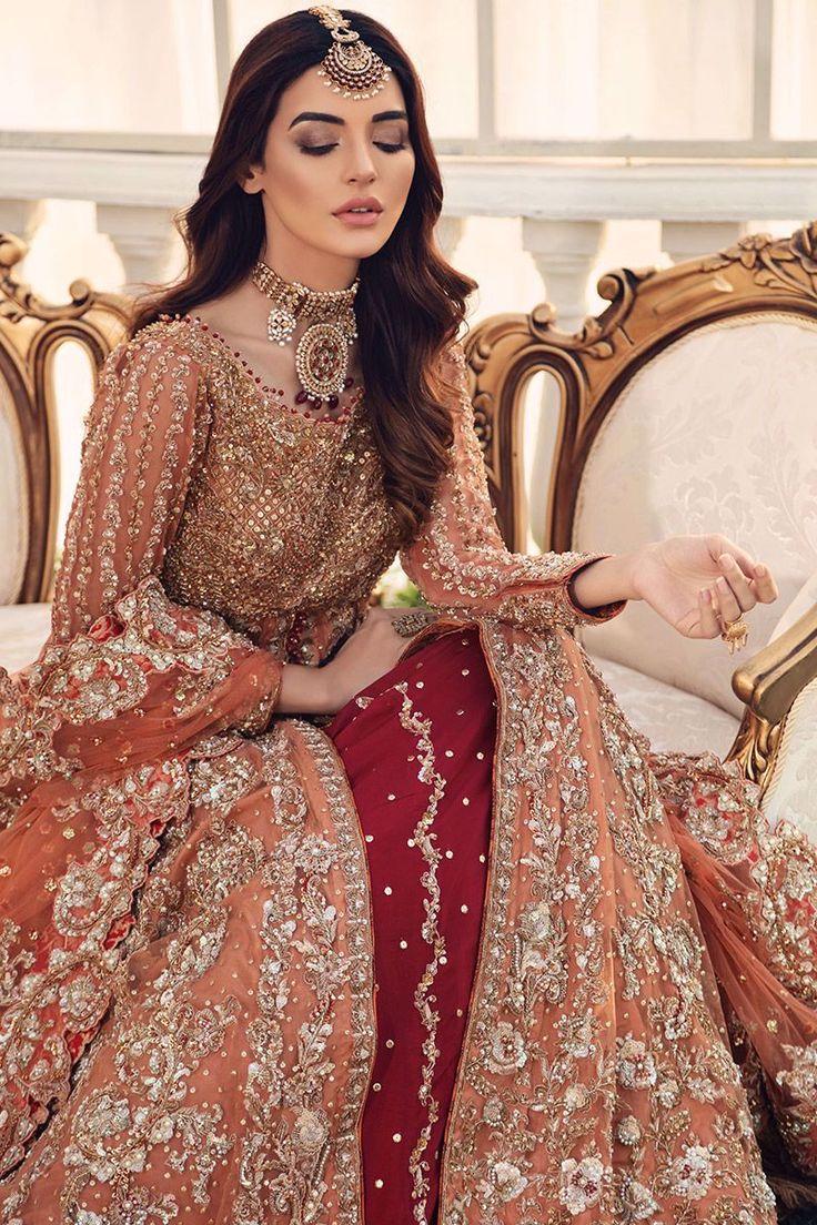 Aisha Imran. Naira in 2020 Pakistani bridal dresses