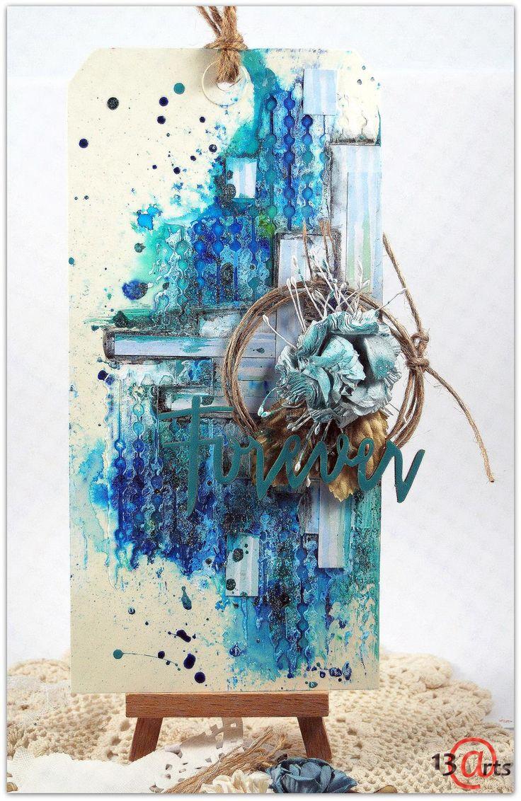 13arts: A Blue Tag by Fiona Paltridge
