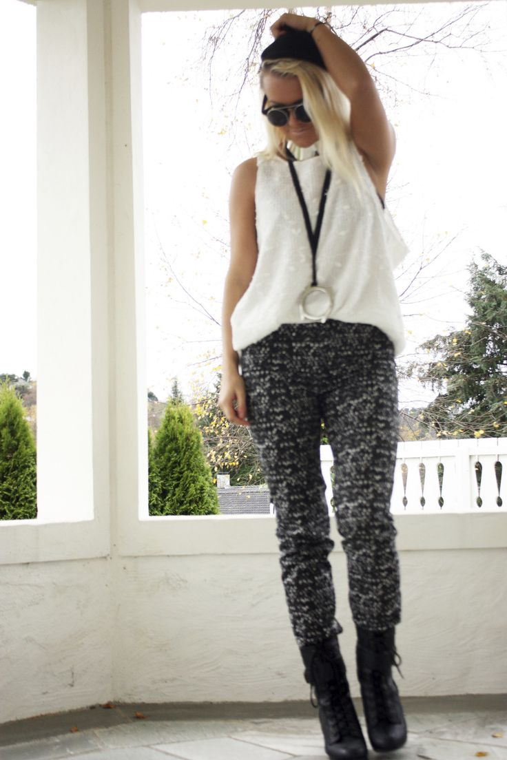 """♥ this look on whatiwear.com by LINN HOVIK """"CASUAL CHIC"""" http://www.whatiwear.com/look/detail/143049"""